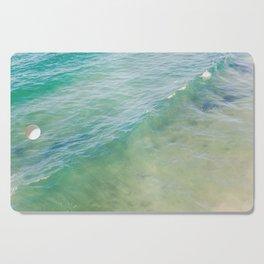 Peaceful Waves Cutting Board