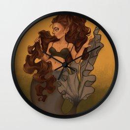 Gold Shine Wall Clock