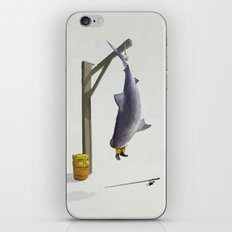 One last bite iPhone & iPod Skin