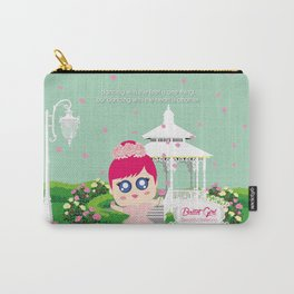 Ballet Girl Carry-All Pouch