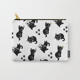 Pepper's Pattern Carry-All Pouch