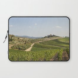 A Vineyard in Tuscany Laptop Sleeve