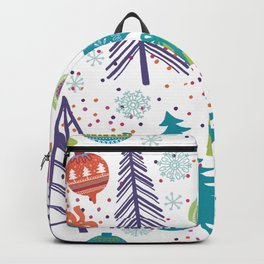 Christmas Pattern 03 Backpack