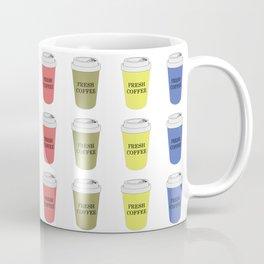 Fresh Coffee To-Go Coffee Mug