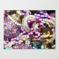 For the Love of BLING! Canvas Print