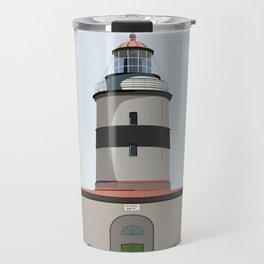 The lighthouse of Falsterbo Travel Mug
