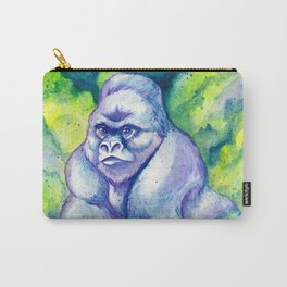 Mountain Gorilla Carry-All Pouch