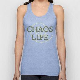 ChaosLife: The Print Unisex Tank Top