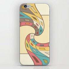 Geometric abstract iPhone & iPod Skin