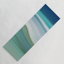 OCEAN ABSTRACT Yoga Mat