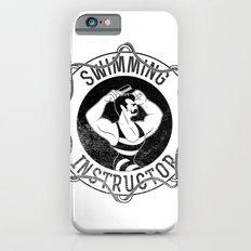 Swimming instructor iPhone 6s Slim Case