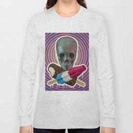 Skull x Pops Long Sleeve T-shirt