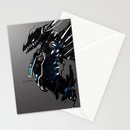 Dragon Wars Naga  Stationery Cards