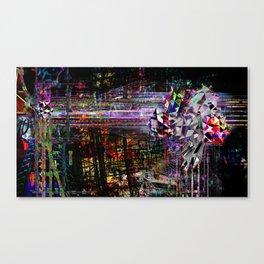 synthFest Canvas Print