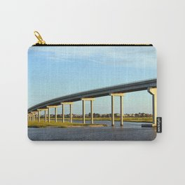 Bridge To The Sea Carry-All Pouch