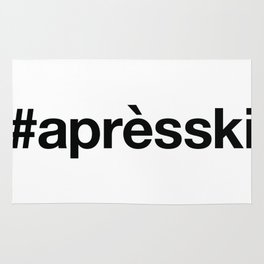 APRES-SKI Rug