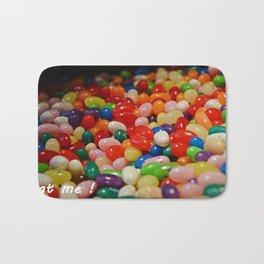 Colorful Candies Bath Mat