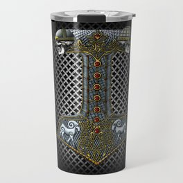 Tribute to Thor Travel Mug