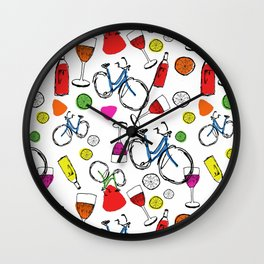 Crazy for you Wall Clock