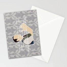 His Last Vow - Mycroft Holmes Stationery Cards