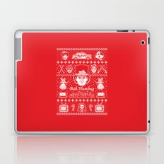 Merry Scroogedmas Laptop & iPad Skin