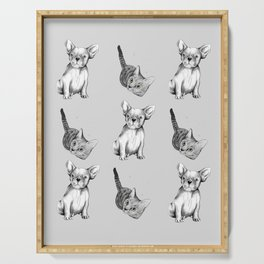 Cats & Dogs Serving Tray