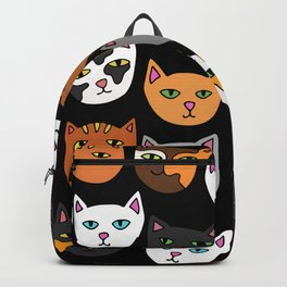 Kitty Cats Everywhere Backpack