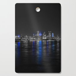 Pittsburgh Strong! Love Thy Neighbor No Exceptions Cutting Board
