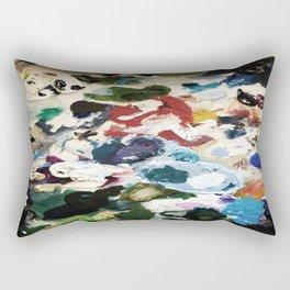 Bl ob Rectangular Pillow