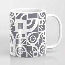 Bauhaus 39 Grey&White ed. Coffee Mug