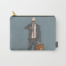 Business Skull Carry-All Pouch