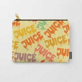 Juice Love Carry-All Pouch