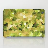 camouflage iPad Cases featuring Camouflage by Elizabeth