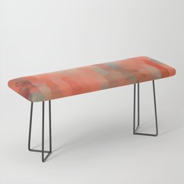 Coral Mirage Bench