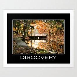 Inspirational Discovery Art Print