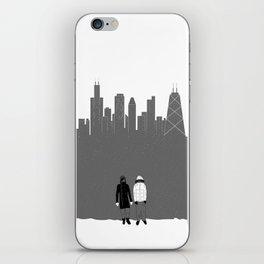 Snopocalypse iPhone Skin