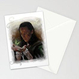 Loki-Freedom is a lie Stationery Cards