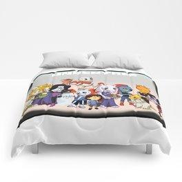 Undertale Group Shot Comforters