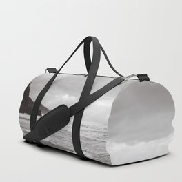 Foggy Coast Duffle Bag