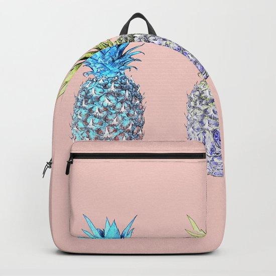 Haha pineapples Backpack