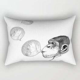 monkey fun Rectangular Pillow
