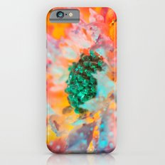 Dewy Flower Petals iPhone 6s Slim Case