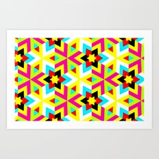 Ivens Surface Art Print