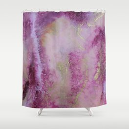 Trust and Believe Shower Curtain