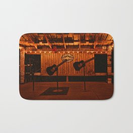 The Luckenbach Stage Bath Mat