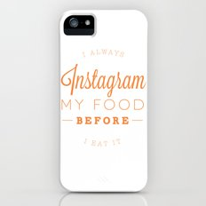 Instagram iPhone (5, 5s) Slim Case