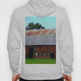 Vintage Acadian Barn Hoody