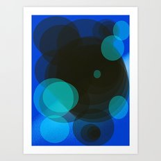 Foco II Art Print