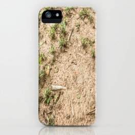 Coming to the Surface, Killing Fields, Cambodia iPhone Case