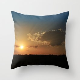 Dream Set Throw Pillow